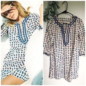 Boden Tunic Style Shift Dress